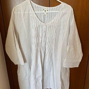 Namsar tunic blouse